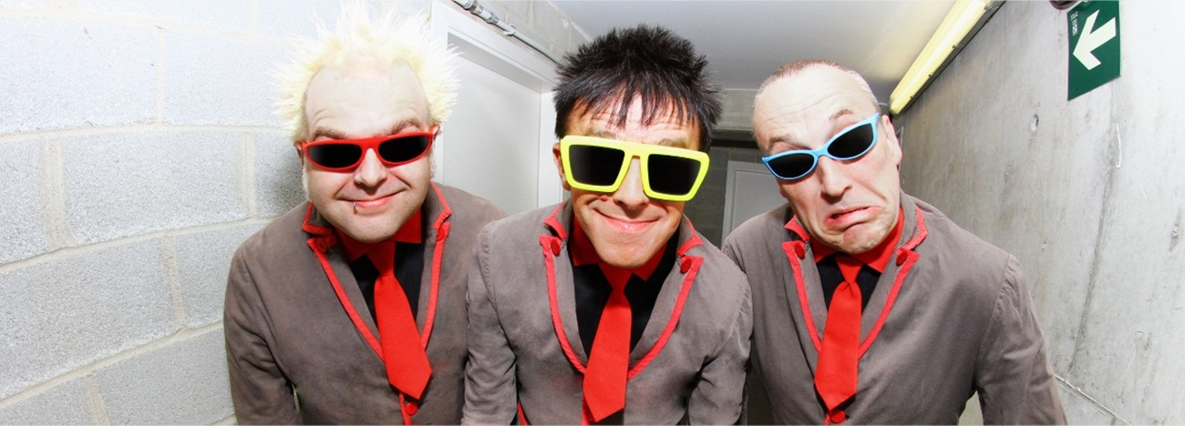 The Toy Dolls Concert at Komplex 457, Zürich on WE 12.12.2018