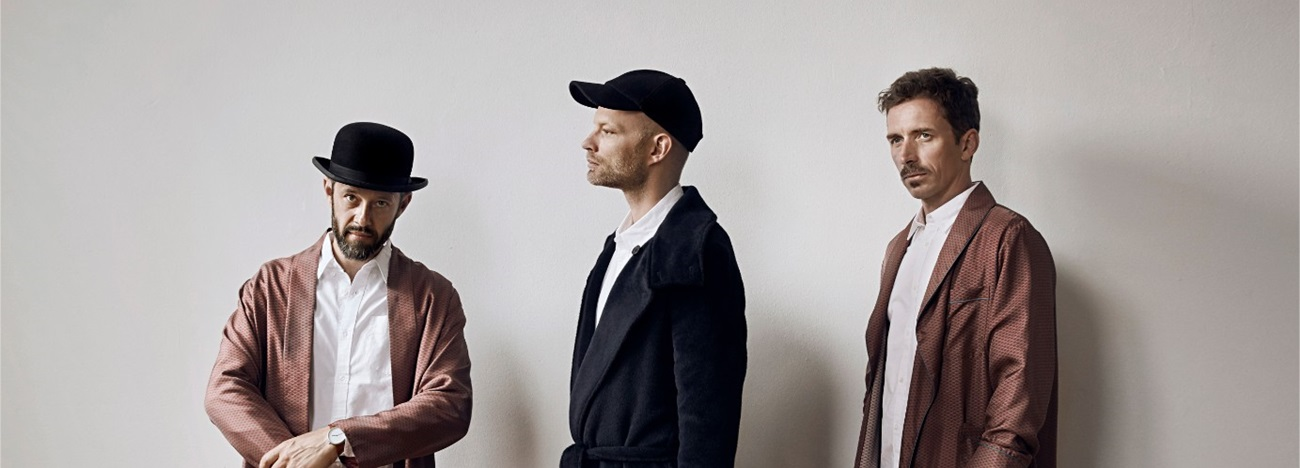 WhoMadeWho Concert at Lethargy Festival, Zurich on SA 10.08.2019