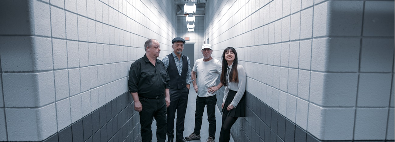 Pixies Concert at X-Tra, Zürich on SO 13.10.2019