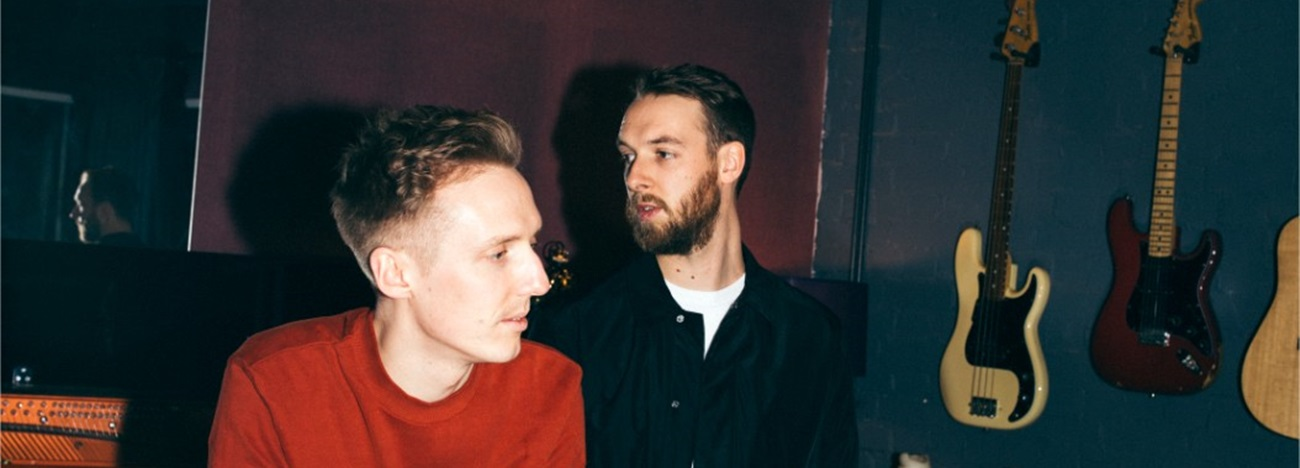 Honne Concert at Plaza, Zürich on MO 12.11.2018