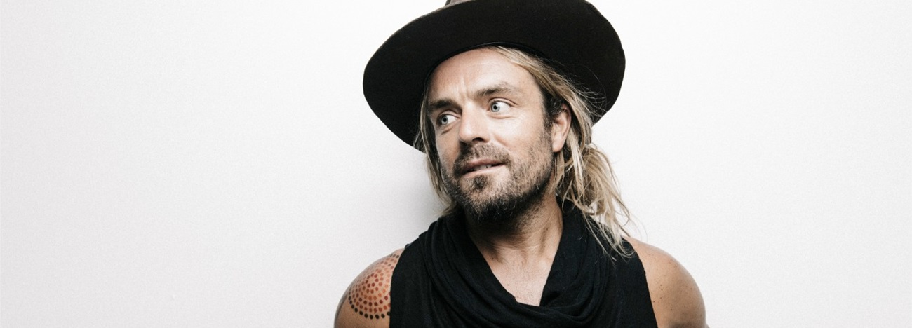 Pop, World Xavier Rudd