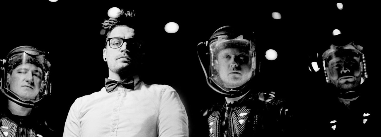 Starset Concert at Werk 21, Zurich on MO 02.04.2018